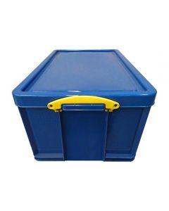 Caja de plástico de 64 L.