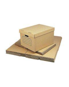 cajas de cartón para almacenes