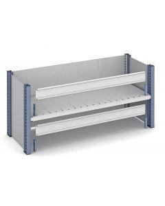 retenedores de balda estantería M3