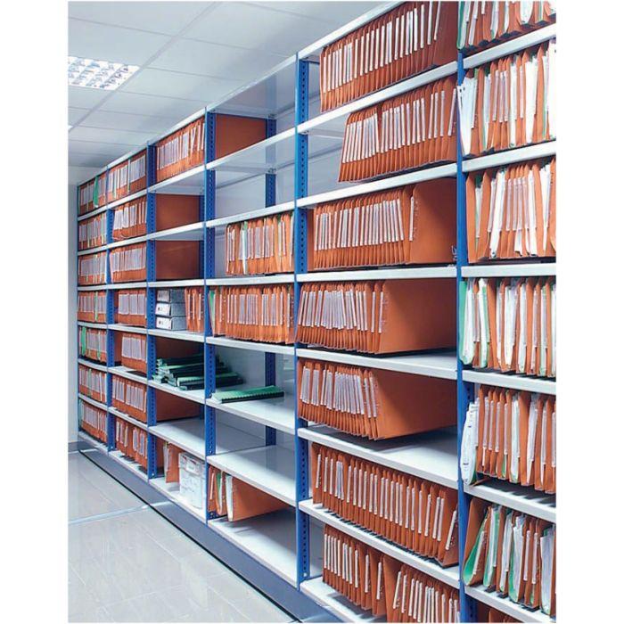 instalación estantería M3 conjunto carpetero