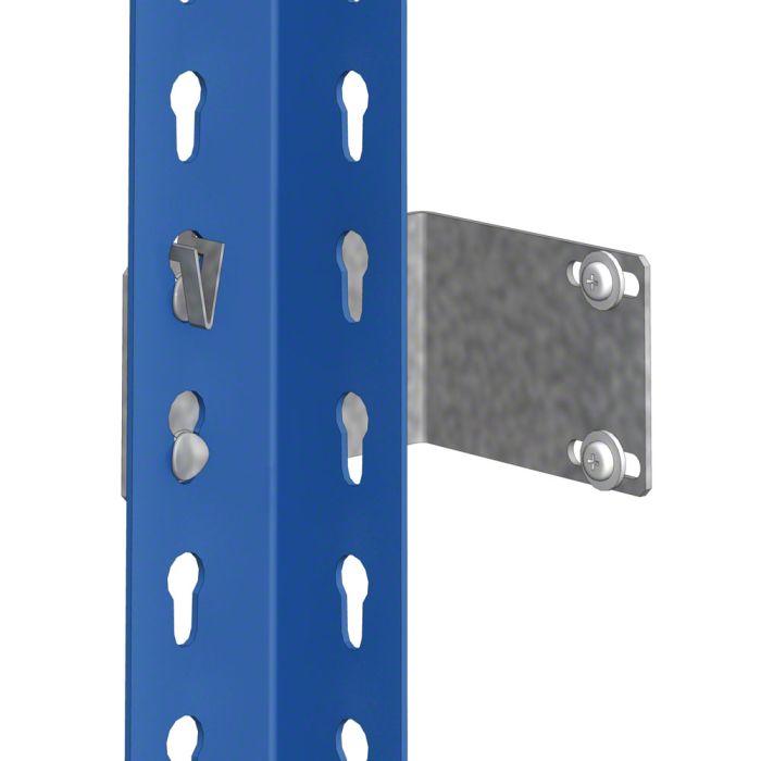 Distanciador estantería metal point plus