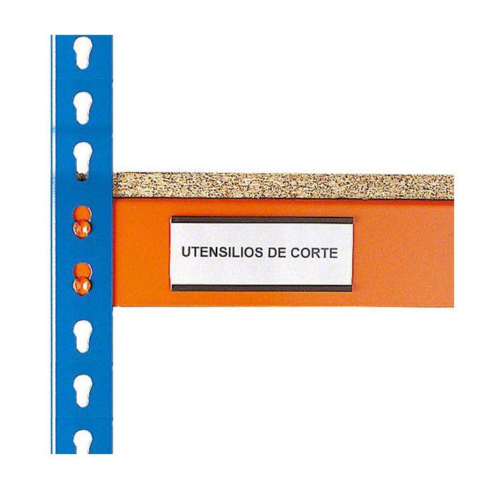 Etiquetas magnéticas para estanterias para cargas pesadas