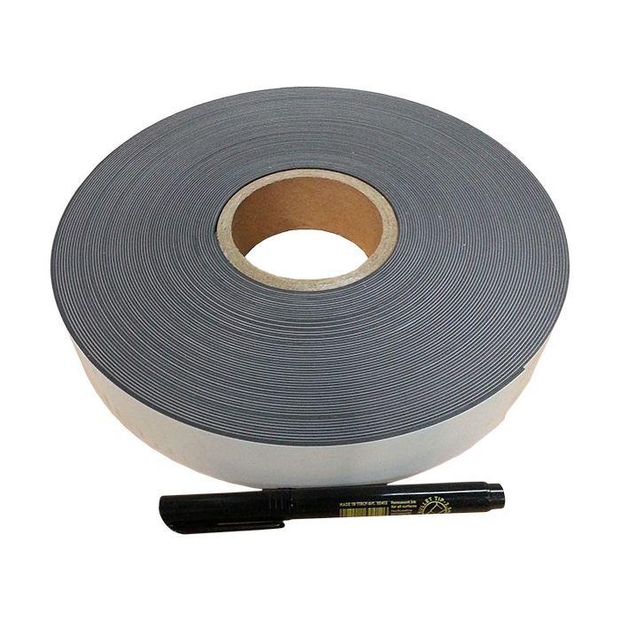 rollo etiquetas magnéticas para estanterías